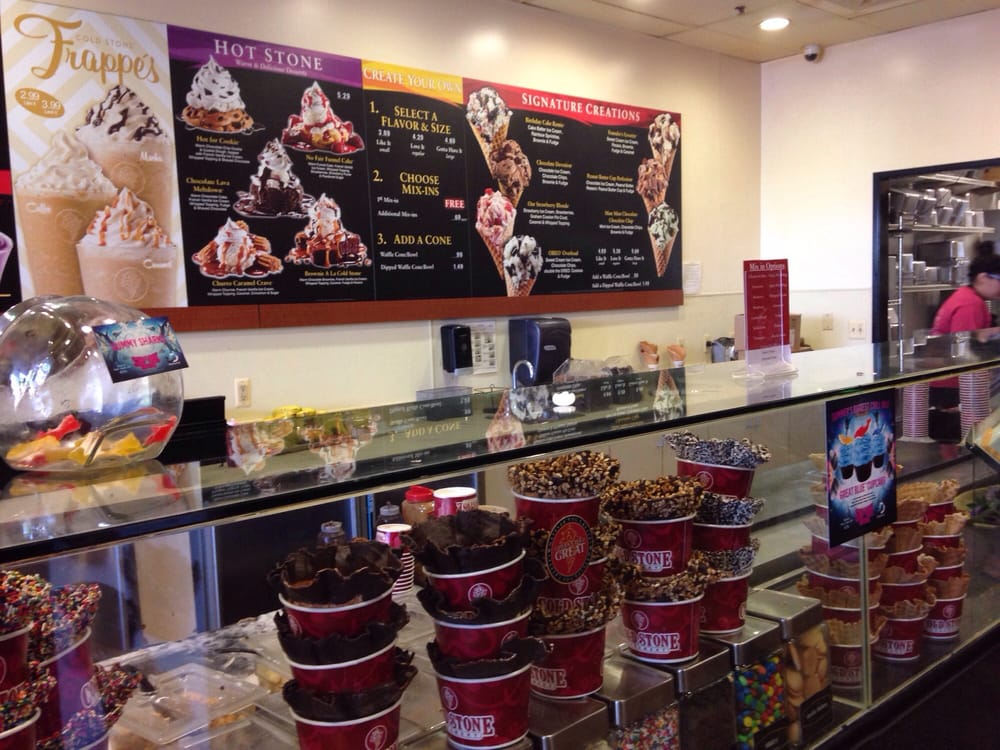 Cold Stone Creamery: 23009 Outer Dr, Allen Park, MI
