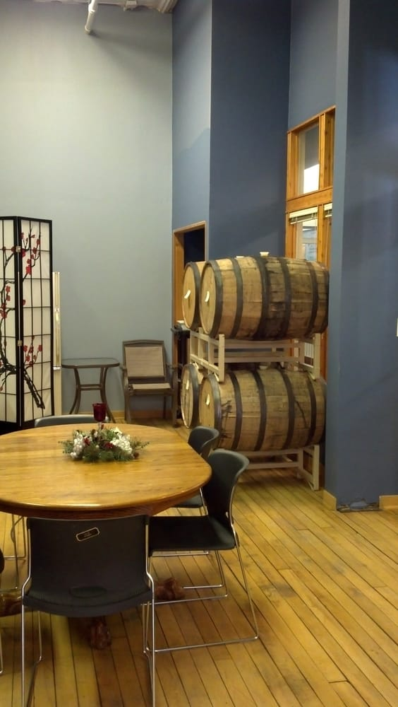Thunder Bay Winery: 109 N 2nd Ave, Alpena, MI