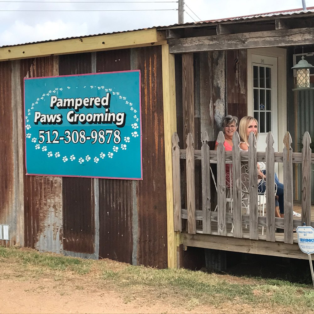 Pampered Paws by Best Friends: 803 College St, Bastrop, TX
