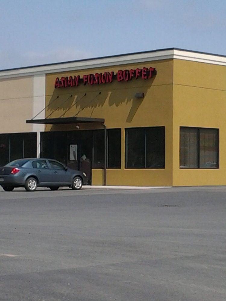 Asian Fusion Buffet: 10434 US 522, Lewistown, PA