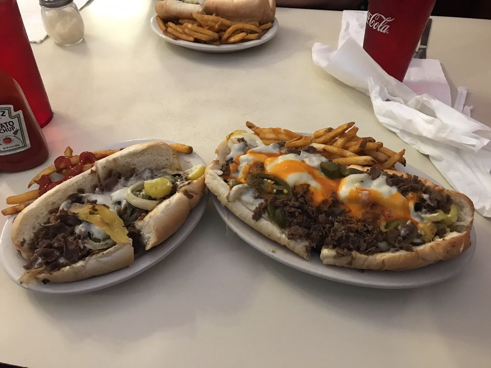 Very's Great Philly Food: 6729 Two Notch Rd, Columbia, SC