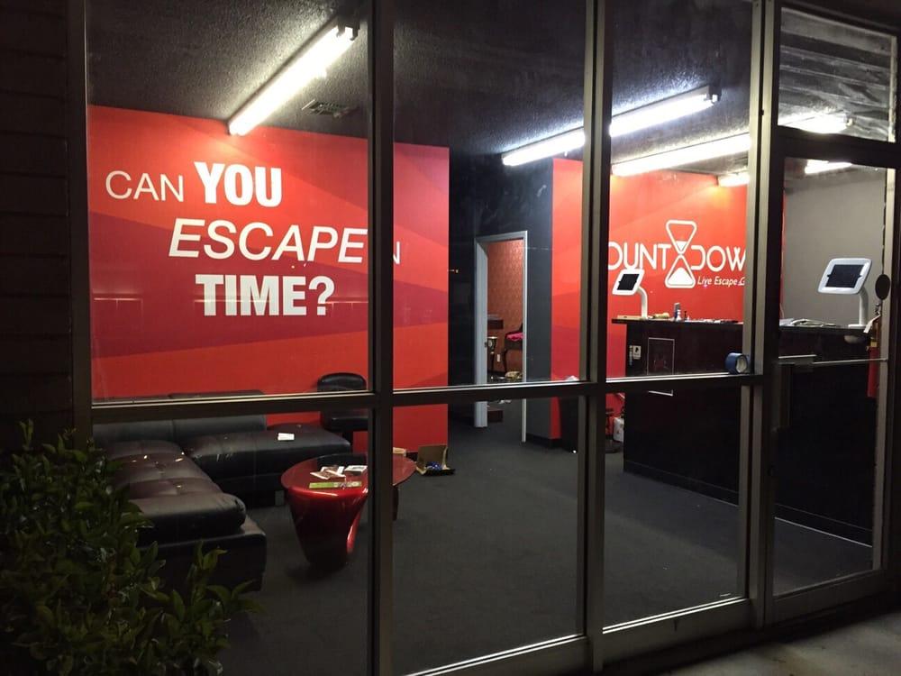 Countdown Live Escape Games 51 Photos Challenge