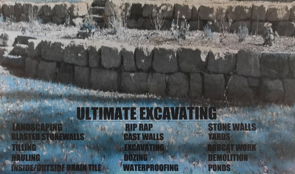Ultimate Excavating: N2205 Morningside Ln, Fort Atkinson, WI