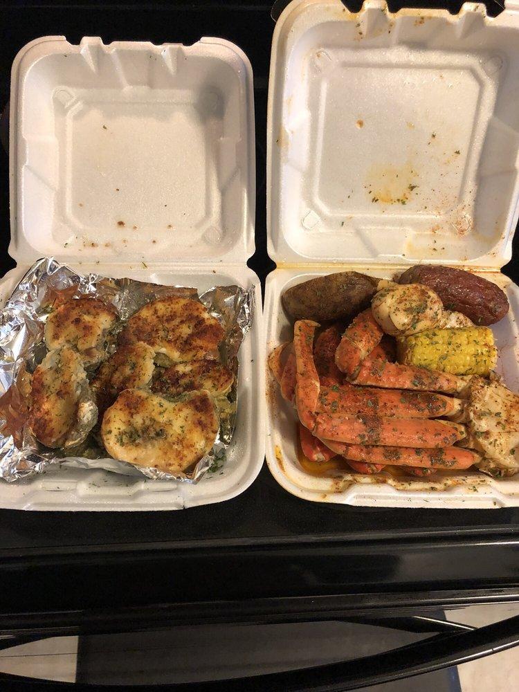 The Crab Boss Crab Shack: 14125 Brandywine Rd, Brandywine, MD