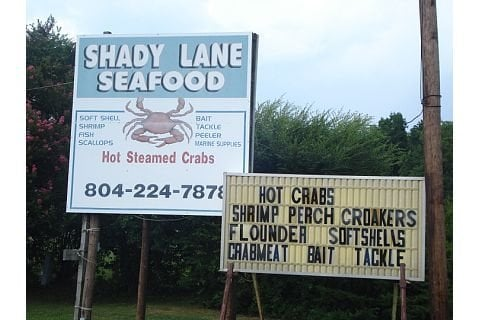 Shady Lane Seafood Carry Out 12 Photos Markets 20699 Ridge Rd Colonial Beach Va Phone Number Yelp