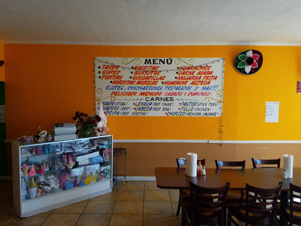 Pan con mantequilla mexican 2518 nolensville pike for Dining in nolensville tn