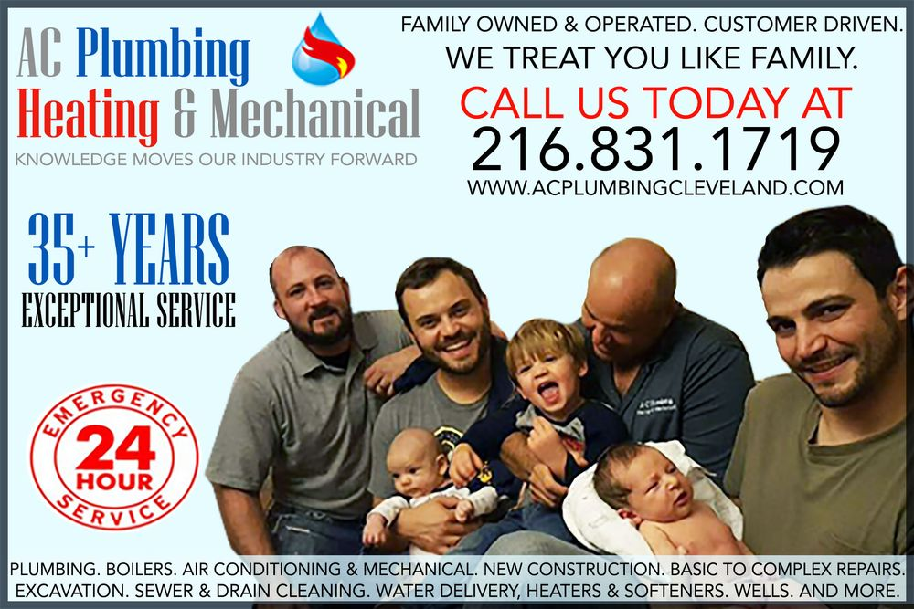 AC Plumbing Heating & Mechanical: 5186 Richmond Rd, Bedford Heights, OH