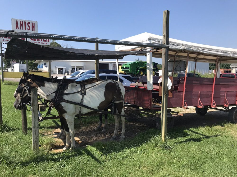Amish Heritage Welcome Center and Museum: 4001 US-43, Ethridge, TN