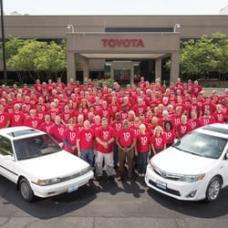 Photo Of Toyota Motor Manufacturing Kentucky   Georgetown, KY, United  States. Celebrating The