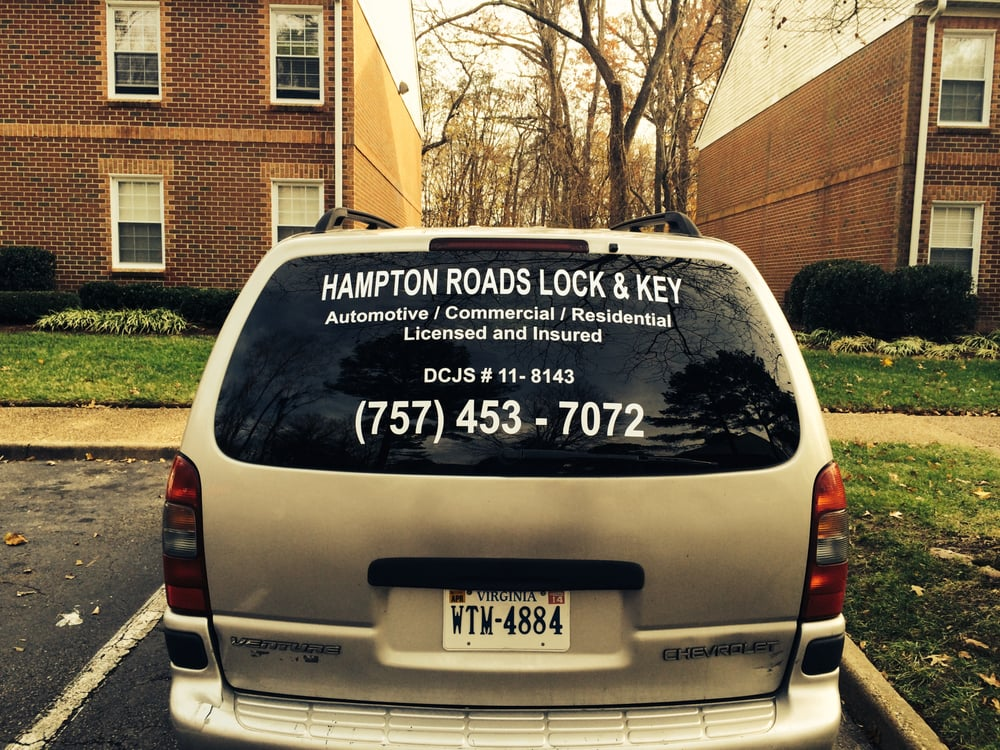 Hampton Roads Lock and Key