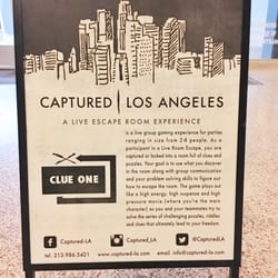 Escape Rooms Chris M Menulis Panduan Dan Ulasan Tentang 28 Perniagaan