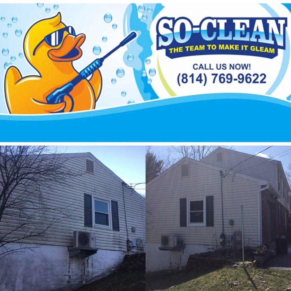 So-Clean: Pleasant Gap, PA