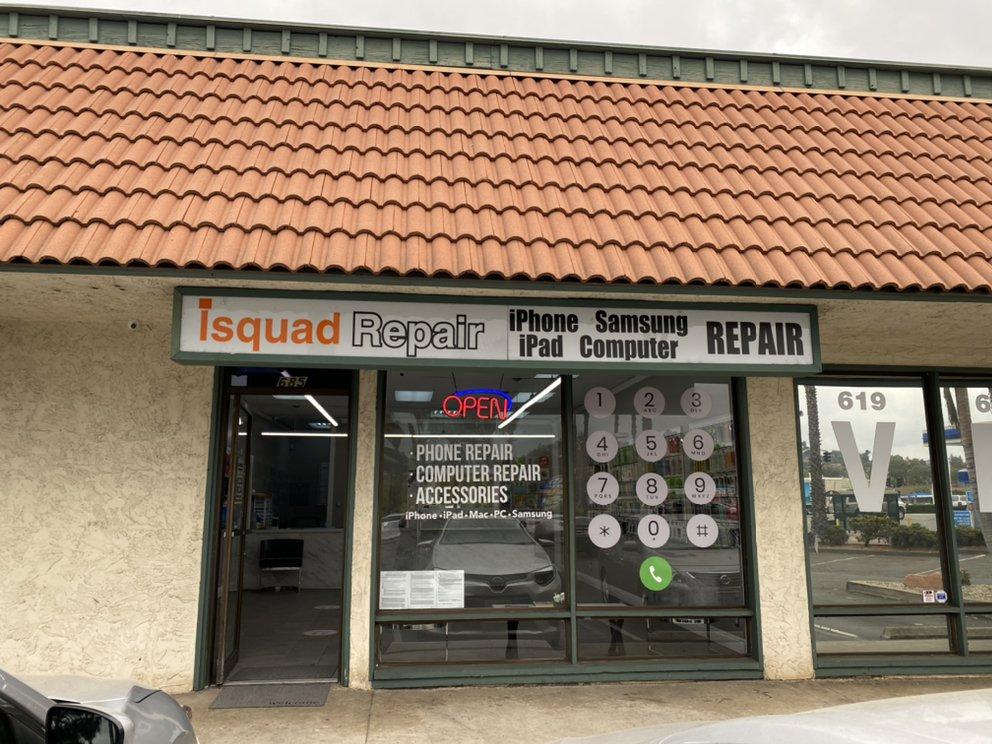iSquad Repair: 685 Jamacha Rd, El Cajon, CA