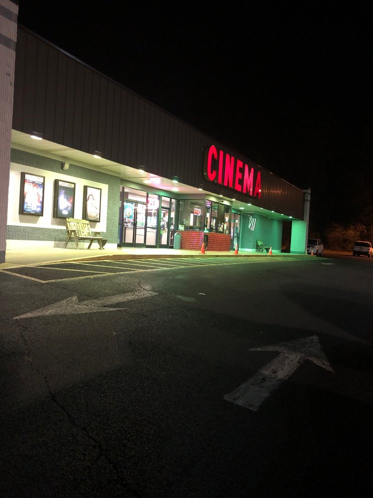 Twin County Cinema III: 957 E Stuart Dr, Galax, VA