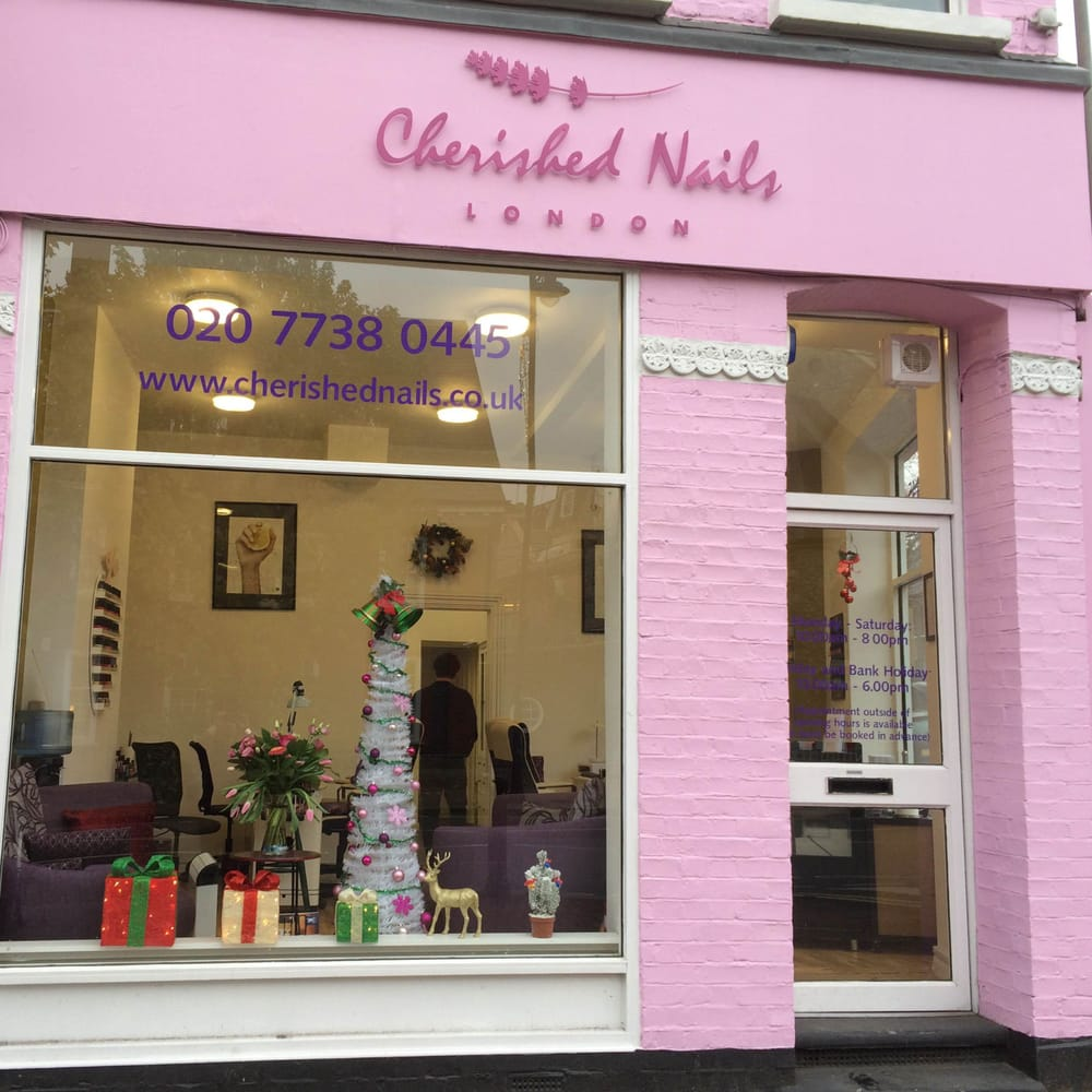 Cherished nails nail salons 127 st john 39 s hill - Nail salons in london ...