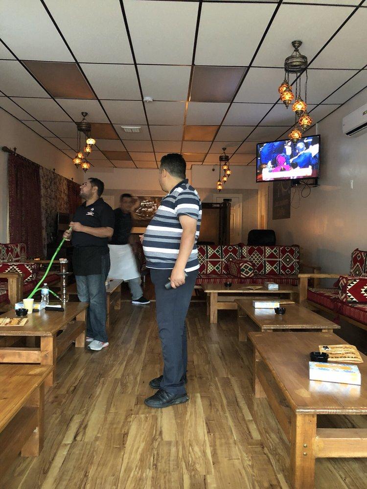 Jerusalem Cafe And Hookah Lounge: 217 George Ave, Wilkes-Barre, PA