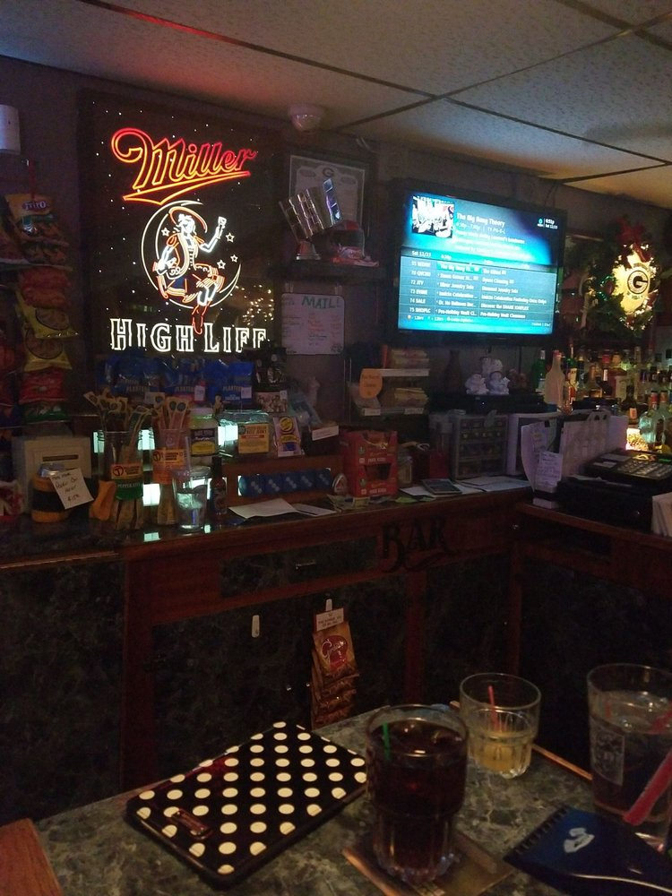 The Blue Bayou Pub: 5589 1st Ave, Pittsville, WI