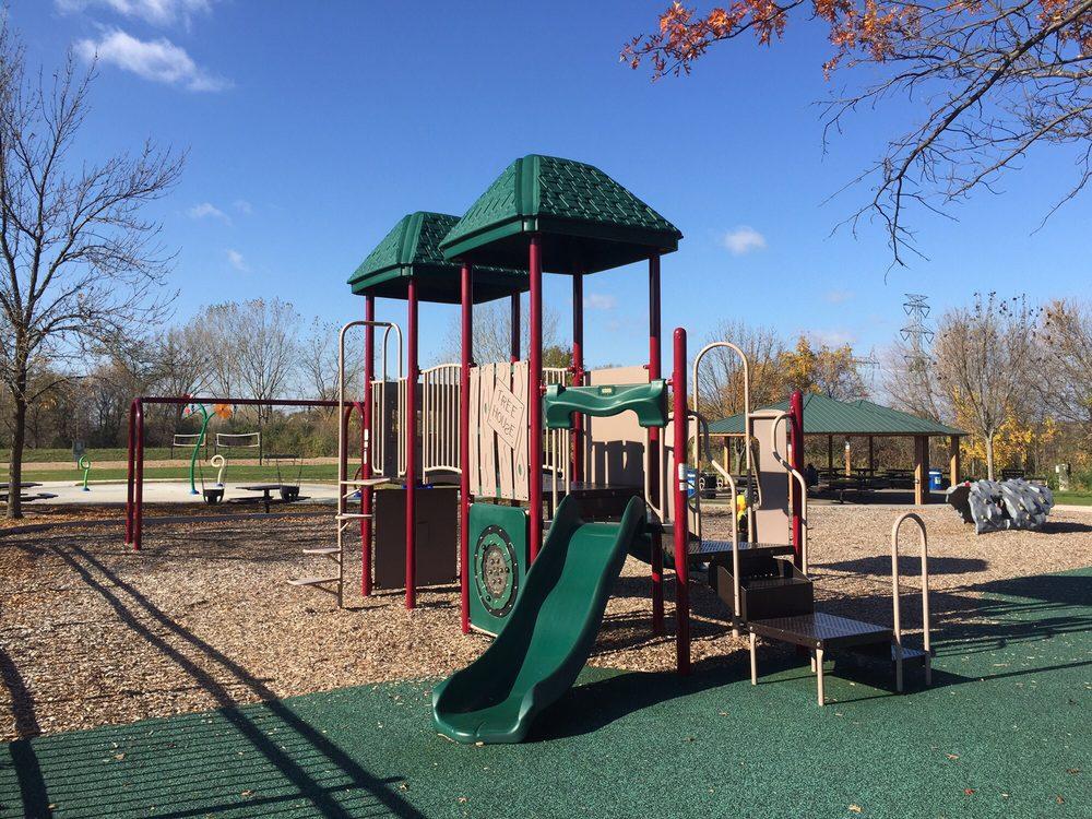 Burnsville Lions Playground: Cliff Fen Park, Burnsville, MN