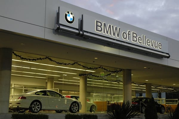 bmw of bellevue car dealers bellevue wa reviews photos yelp. Black Bedroom Furniture Sets. Home Design Ideas