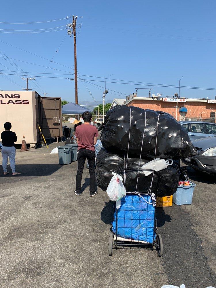 Evolution Recycling: 120 S Pine St, San Gabriel, CA
