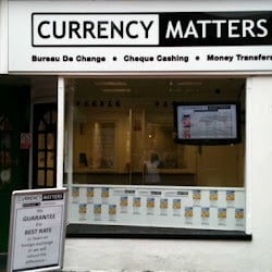 Currency Matters Bureau De Change CLOSED Currency Exchange