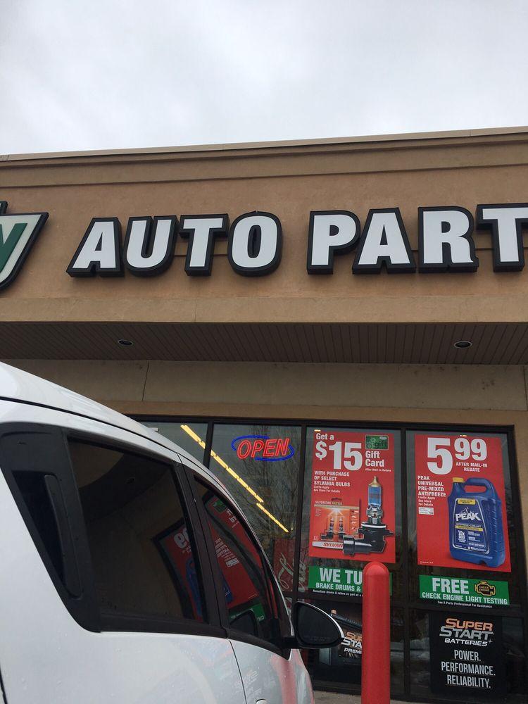 AutoZone: 180 W Parrish Ln, Centerville, UT