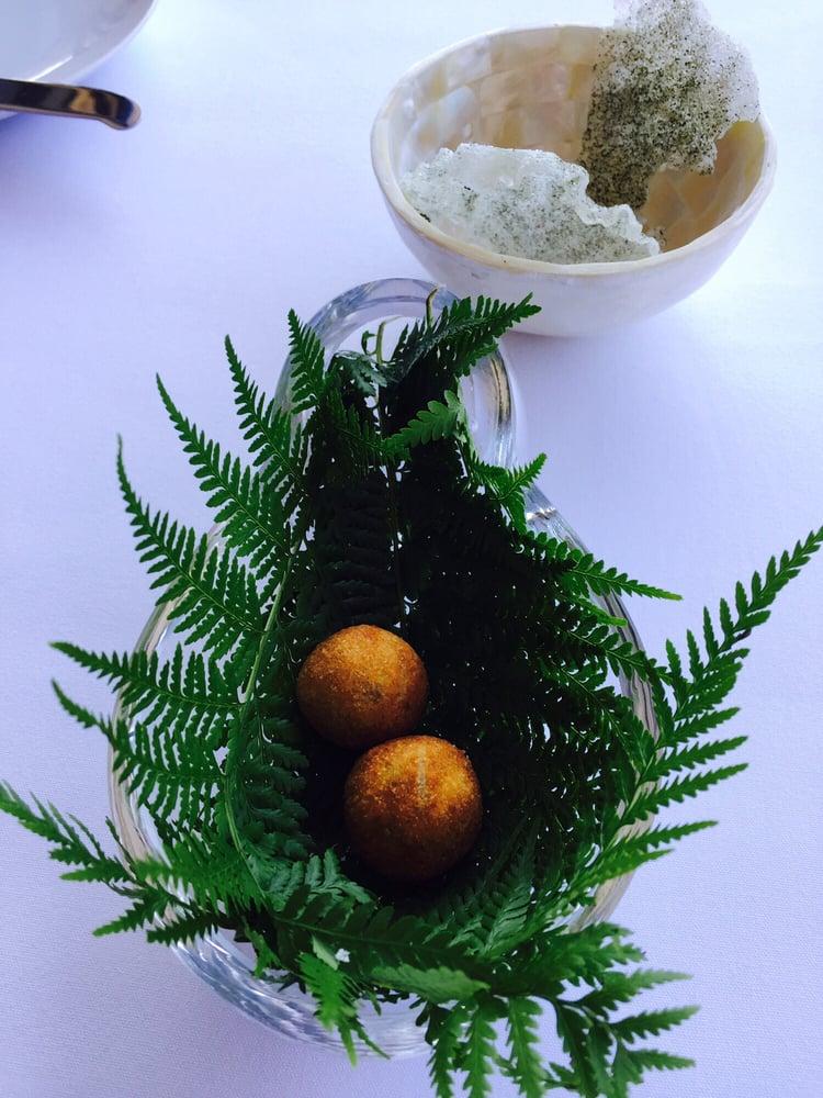 Berowra waters inn 39 foto cucina australiana moderna for Cucina australiana