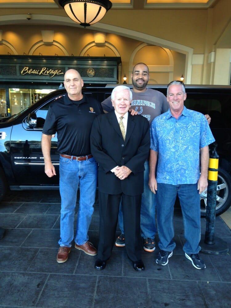 Golden Gulf Limousines: 187 Caillavet St, Biloxi, MS