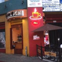 Barra Café Cafeterias Av Revolución 1200 Zona Centro