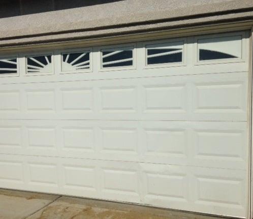 Good Photo Of Anytime Garage Door Service   Bakersfield, CA, United States. Door  After