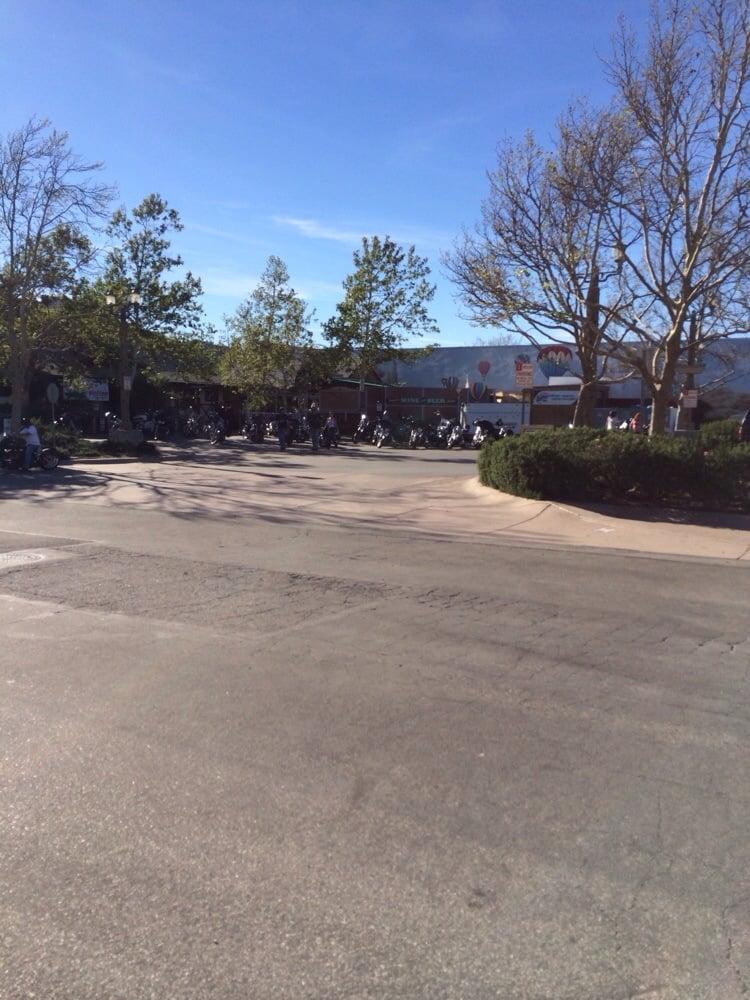 Parking Lot Full Of Bikes Yelp