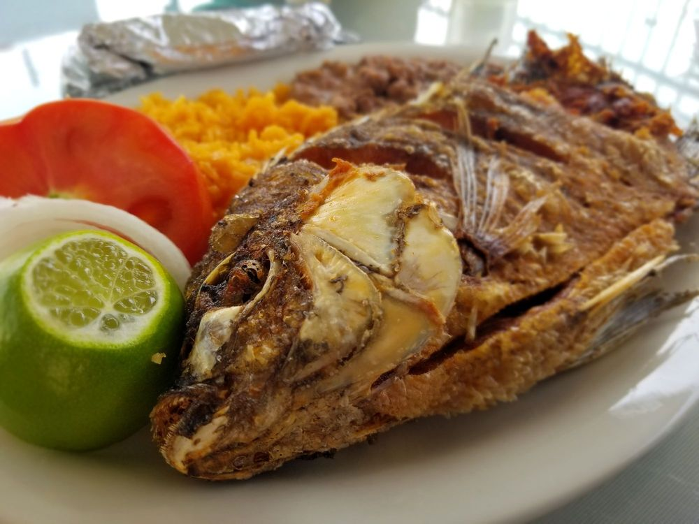 Lupita's Mexican Fast Food: 7815 N Davis Hwy, Pensacola, FL