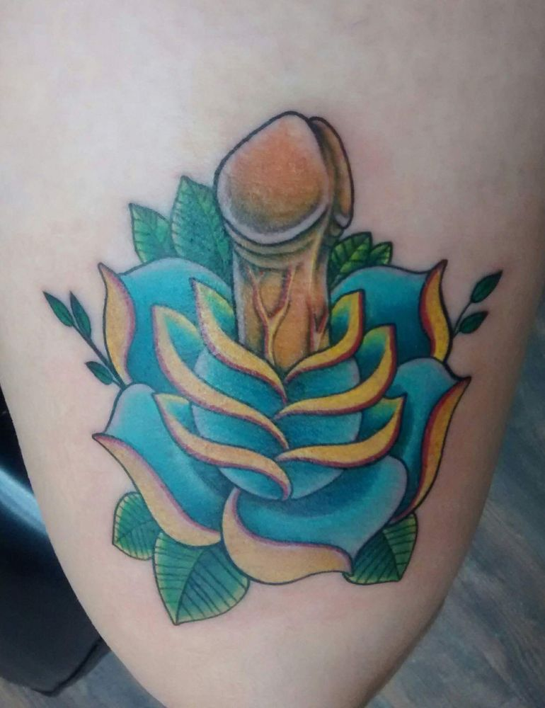 That necessary. pics of penis tattoos
