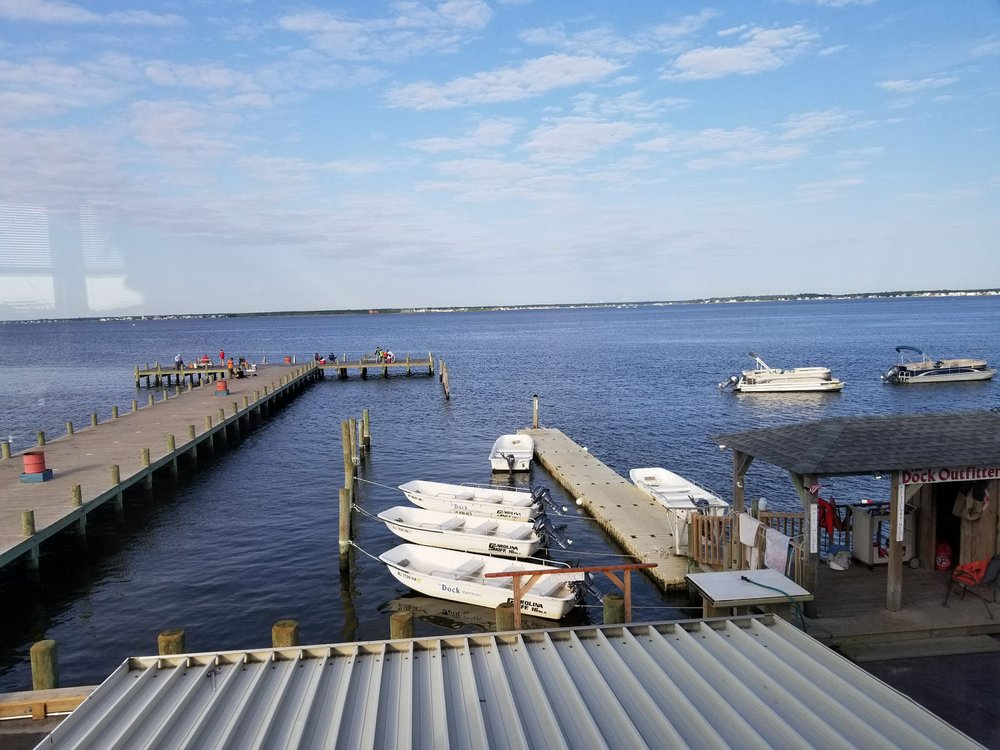 The Dock Outfitters: 5 Route 35 S, Seaside Heights, NJ