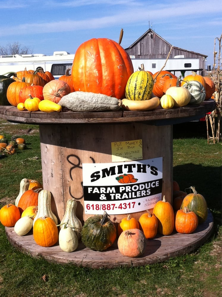 Smith's Farm Products & Trailers: 3175 State Route 4, Marine, IL
