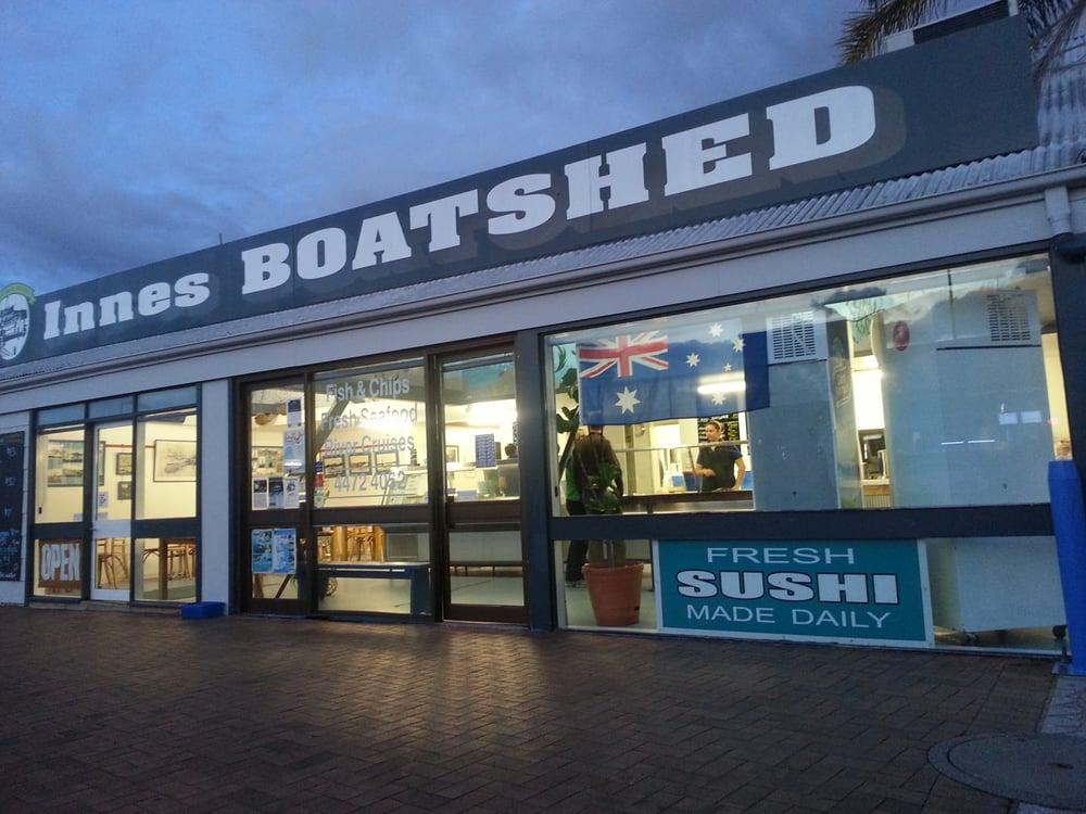 Innes Boatshed