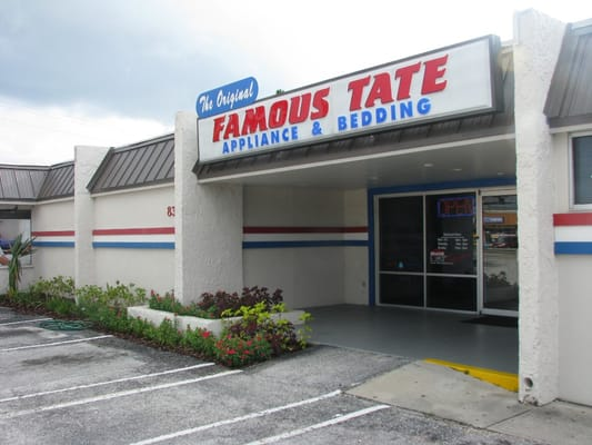 Famous Tate Liance Bedding Center 8317 N Armenia Ave Tampa Fl General Merchandise Retail Mapquest