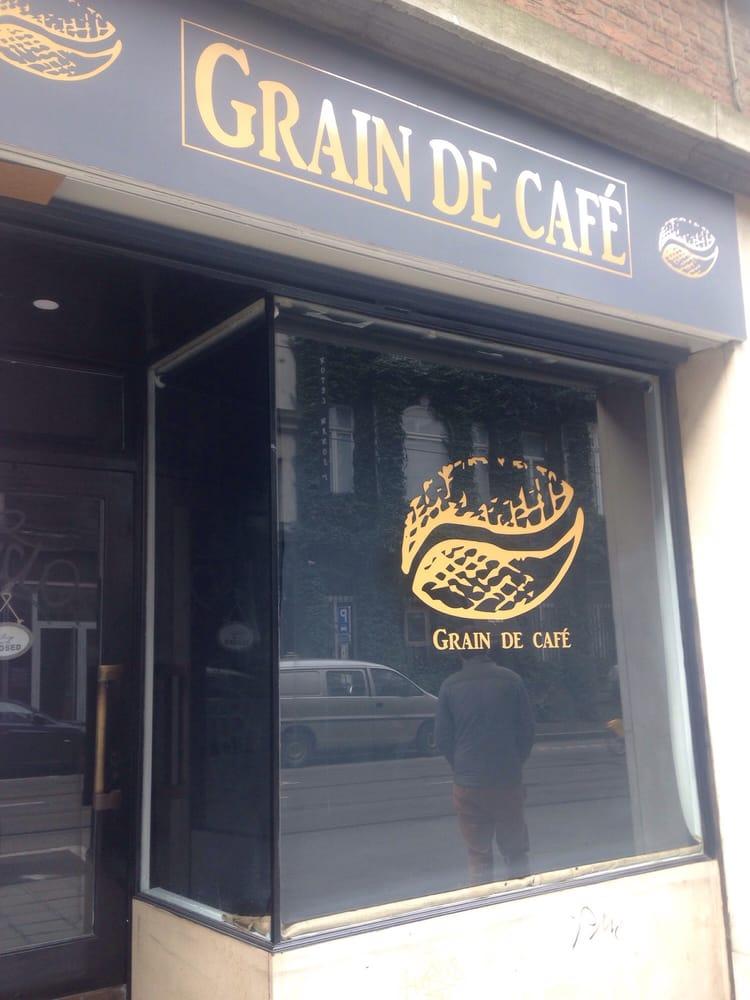 Caf Ef Bf Bd En Grain Bruxelles