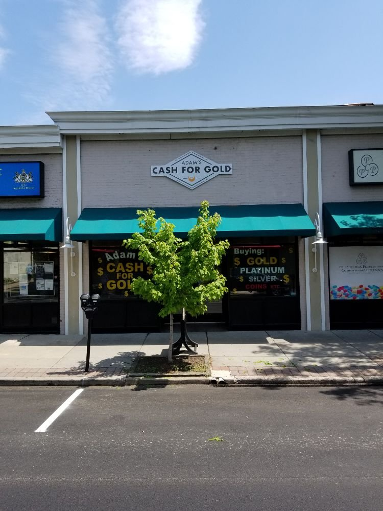 Adams Cash For Gold: 21 S York Rd, Hatboro, PA