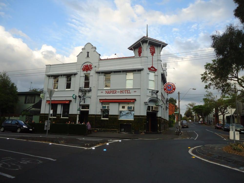 Napier Hotel - (New) 39 Photos & 32 Reviews - Bars - 210