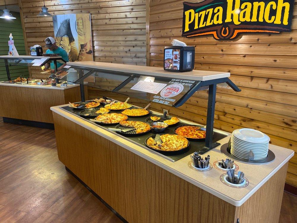 Pizza Ranch: 1612 Lakeland Dr SE, Willmar, MN