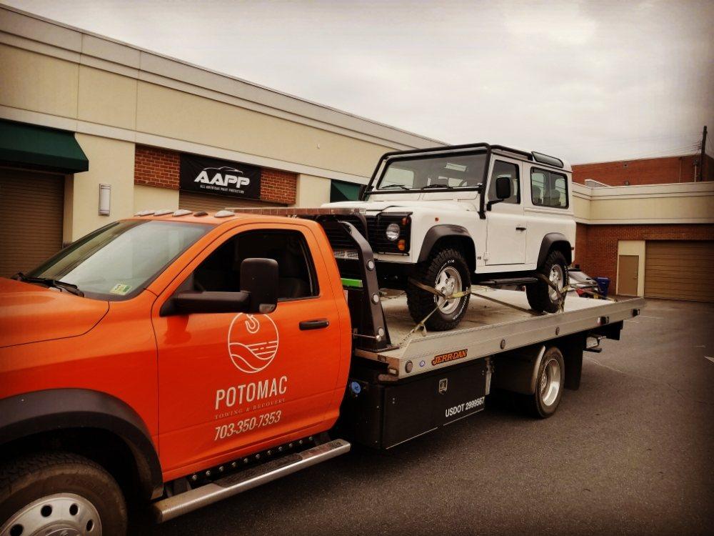 Potomac Towing & Recovery: Ashburn, VA