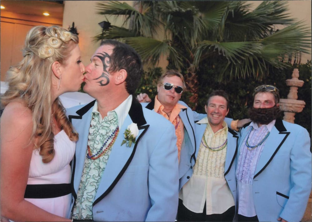 Hangover Theme Wedding Viva Las Vegas Weddings Yelp