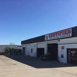 Certified Collision Center - Request a Quote - Body Shops - 600