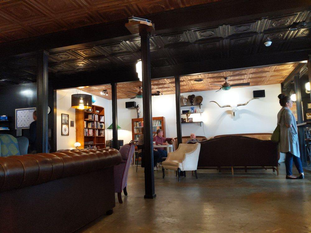 Black Box Coffee: 110 South 2nd St, Odessa, MO