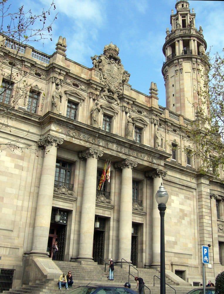 Foto su oficina de correos yelp for Oficines de correus barcelona
