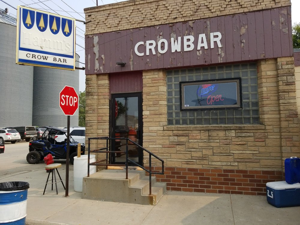 Crow Bar: 1 Main St, Sabin, MN