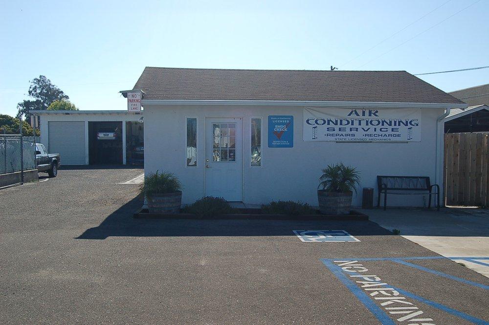 Auto Professionals: 3415 Orcutt Rd, Santa Maria, CA