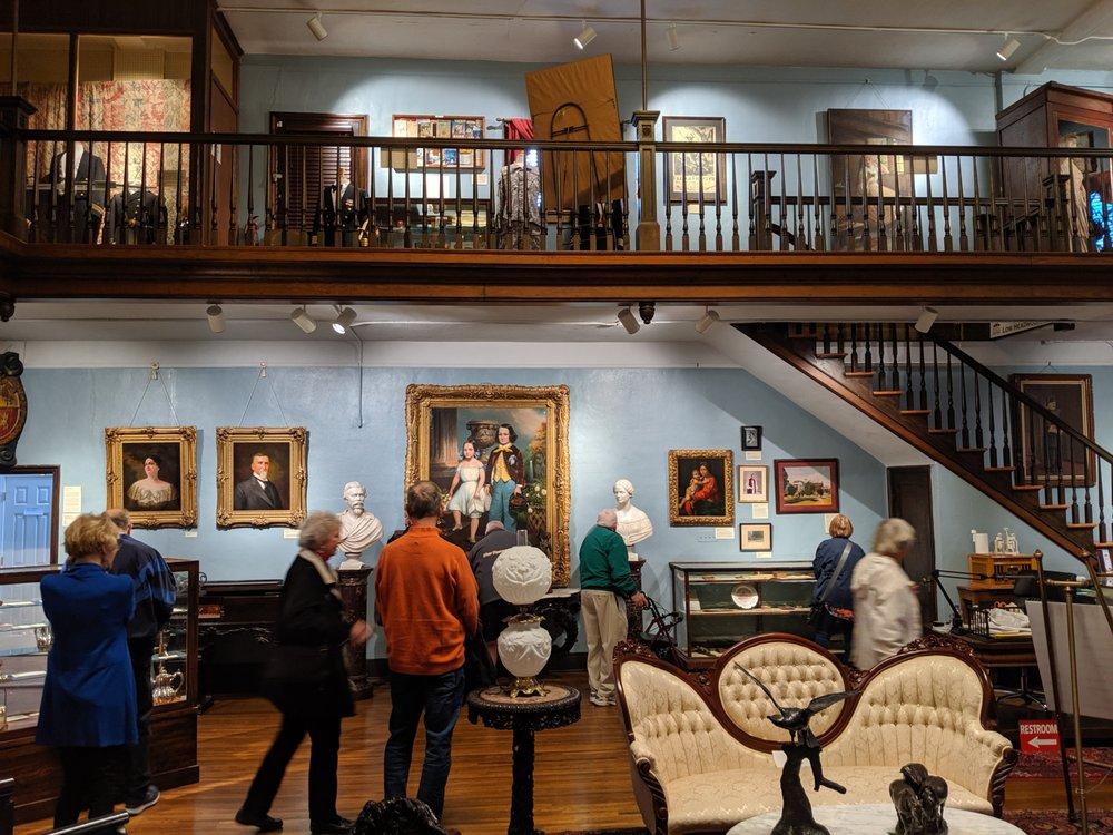 Helena Museum of Phillips County: 623 Pecan St, Helena-West Helena, AR