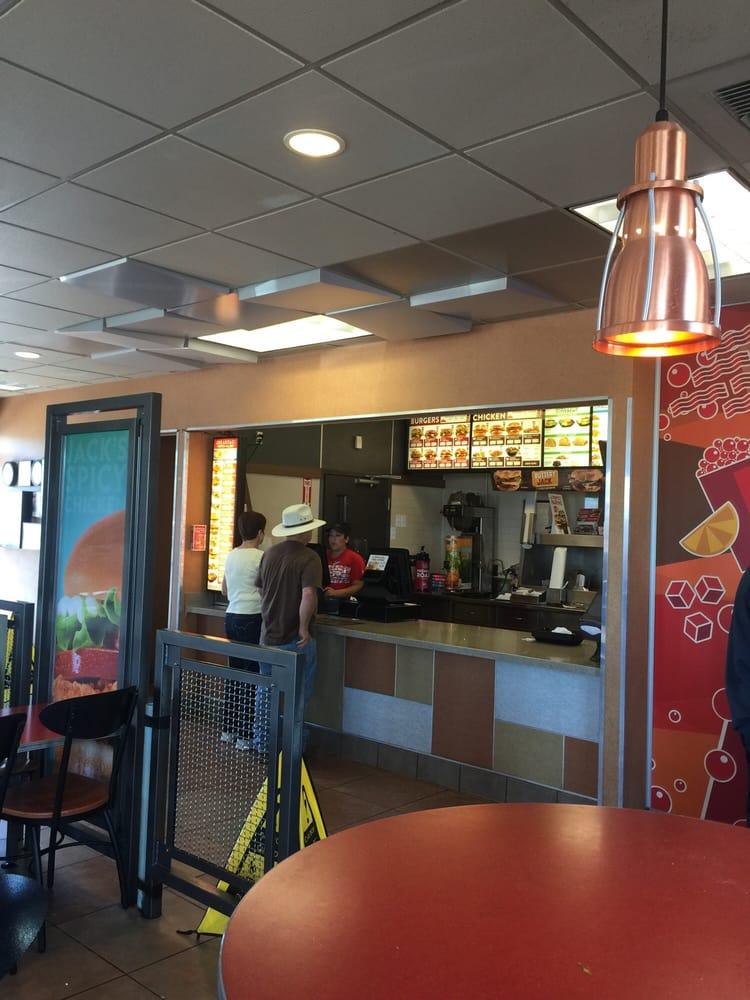 Fast Food Restaurants In Bakersfield